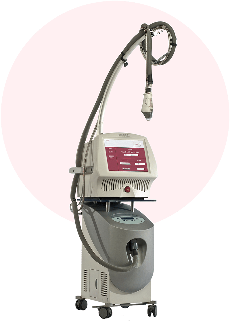 Fraxel Laser Skin Resurfacing